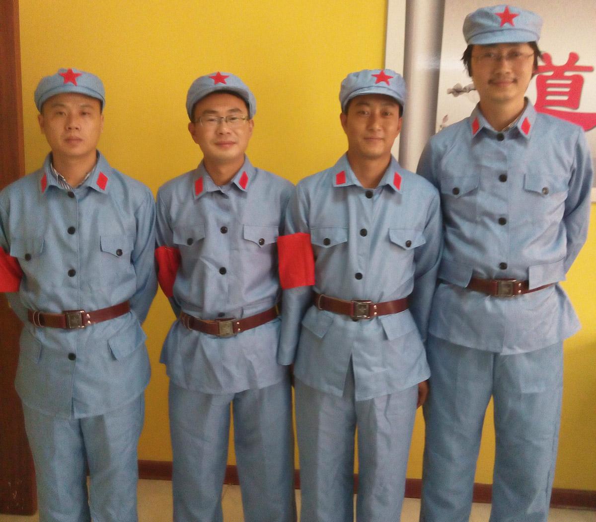 纪念抗战胜利70周年红歌会