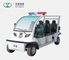六座电动巡逻车