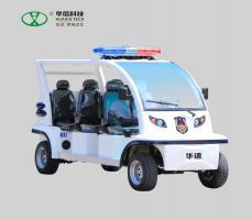 六座yabovip6巡逻车