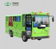 城洁移动垃圾分类投放站(落地式)