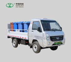 新耀电动开放式桶装垃圾车