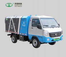 新能源电动分捡垃圾运输车