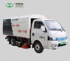 新能源电动洗扫车